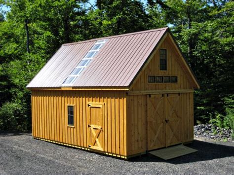 16x24 2 story shed a frame style wood tex products