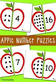 Ten Apples Printable Book