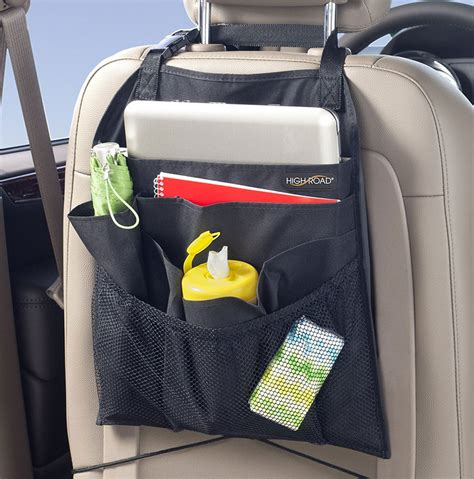 cars with back seats back seat car organizer in car seat organizers