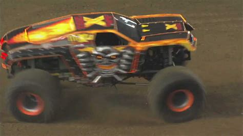 Monster Jam Max D Monster Truck Freestyle From Tacoma