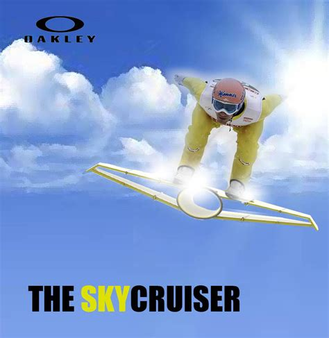 designboom oakley the oakley skycruiser designboom com