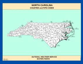 maps carolina counties and fips codes
