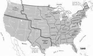 united states map 1840 the 1840 federal census a new look genealogyblog