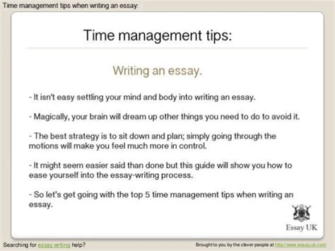 Marshall Mba Teaching Methods by Time Management Essay For Graduate School Docoments Ojazlink