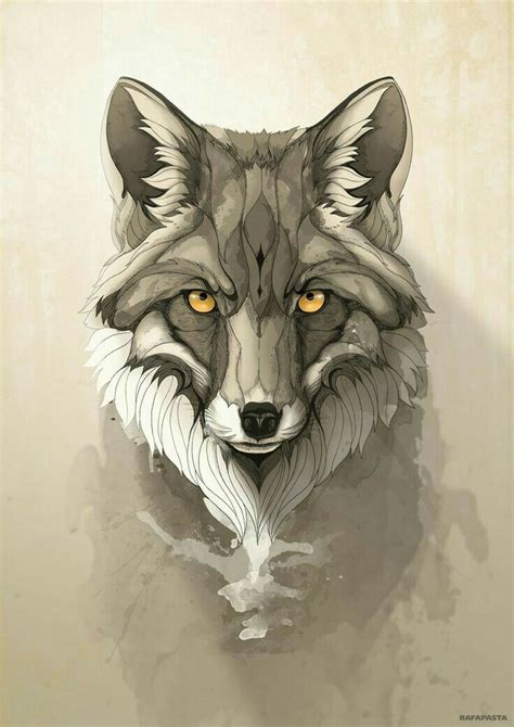 fox art wallpaper 2018 iphone wallpapers