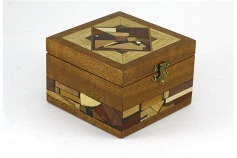 woodworking small box small wooden box jewelry box keepsake box etz