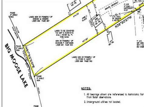 property line map boundary survey