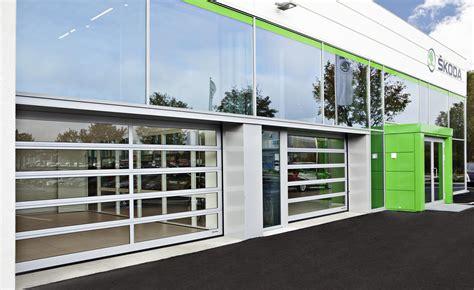 Fully Glazed Industrial Doors Assa Abloy Entrance Systems Door Overhead