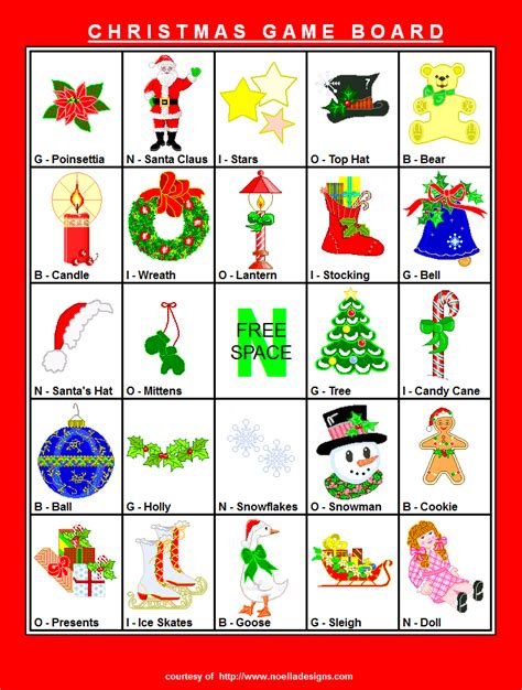 8 best images of printable christmas games for groups
