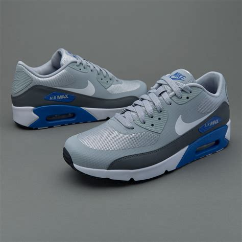 Nike Sportswear Air Max 90 Ultra 20 Essential Sepatu Olahraga 2017 new nike air max 90 ultra 2 0 essential mens shoes wolf grey
