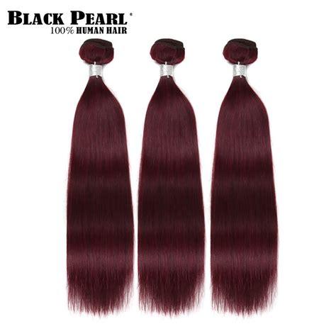 colored hair bundles black pearl pre colored hair bundles hair weave