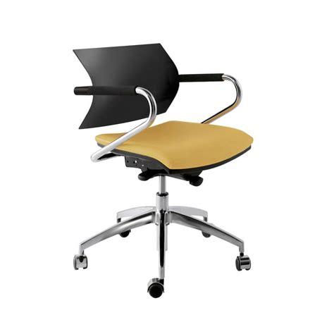 ufficio aire sedia operativa per ufficio schienale regolabile idfdesign