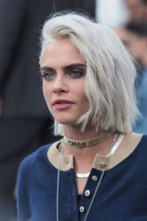 chanel short cut hair 2639 best images about cara delevingne on pinterest cara