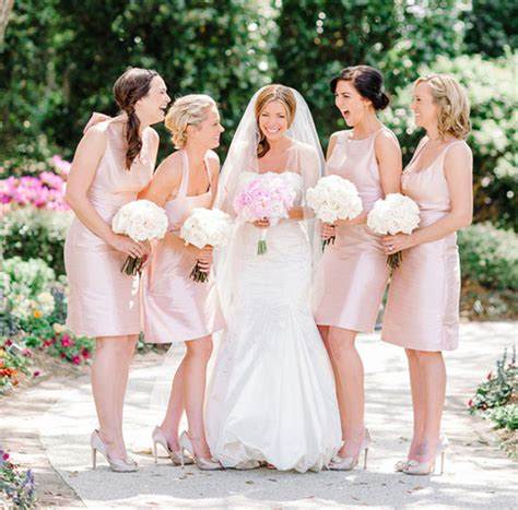 Khalifa Dress Dusty Blue trend report 7 best colors for bridesmaid dresses huffpost