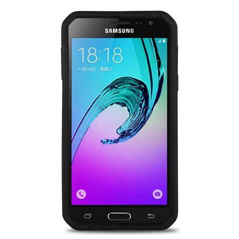 Samsung Galaxy J3 2016 Anti Knock Slim Hybrid Rugged Ar Diskon for samsung galaxy j3 v j3 galaxy j3 2016 card holder hybrid ebay