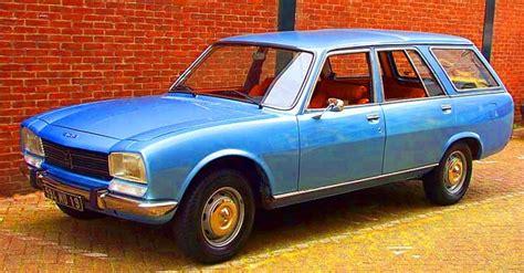 peugeot family car peugeot 504 break 1969 1975 peugeot pinterest biler