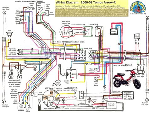 kinetic honda wiring diagram wiring diagram with description