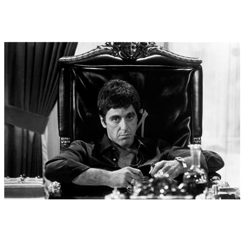 scarface home decor scarface poster scar01 al pacino as