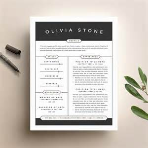 Creative Cover Letters by Creative Resume Template And Cover Letter Template For Word