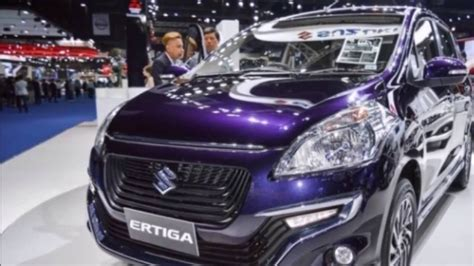 Suzuki Ertiga New 2017 all new maruti suzuki ertiga dreza 2017 model exterior