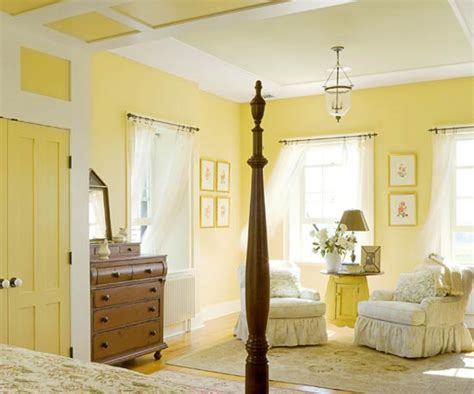 Light Yellow Bedroom by New Home Interior Design Yellow Bedrooms I