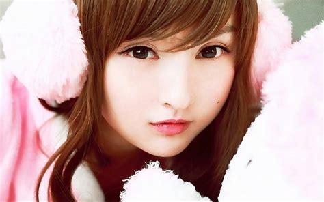 wallpaper cute korean girl beautiful korean girl wallpaper wallpapersafari