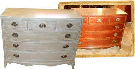 muebles restaurados en blanco insp 237 rate viendo el antes y el despu 233 s de estos muebles