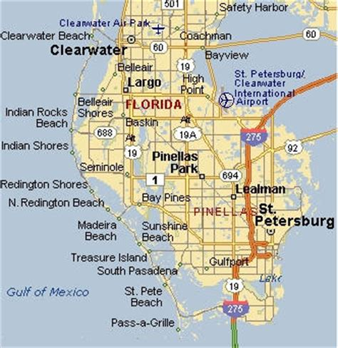 map of clearwater florida st petersburg clearwater fl vacations html autos weblog