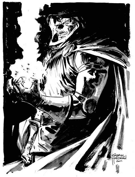 Doctor Doom by Gabriel Hardman | Comic books art, Comic