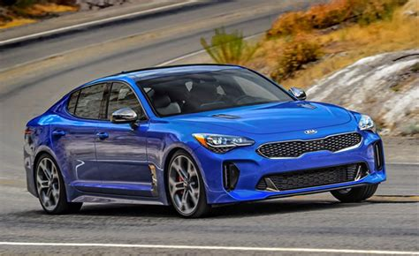 2018 Kia Stinger Release Date: When Does the Kia Stinger