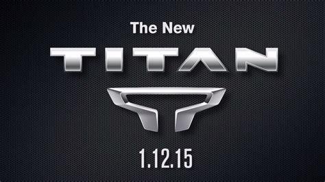 nissan black logo 2016 nissan titan logo unveiled autoevolution