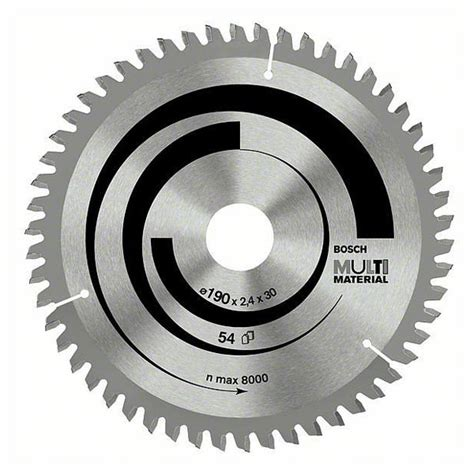 Circular Saw Blade 7 180 Mm X 60t Aluminium Bitec bosch 2608640507 circular saw blade multi material 180x30