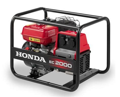 groupe electrogene honda 955 ec2000 honda generator cielli