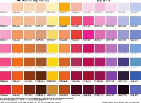 u of m colors pantone r color bridge tm cmyk ec typography
