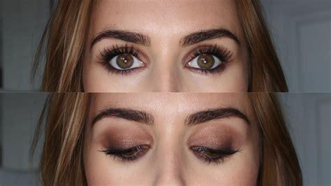 Makeup Brown brown smokey eye makeup mugeek vidalondon