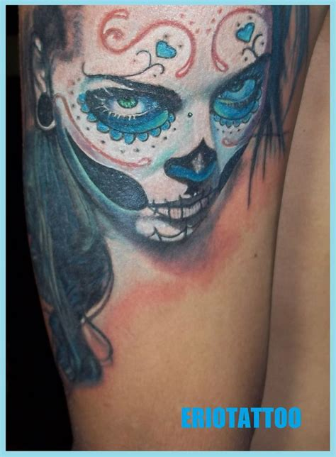 muerte tattoo 32 best santa muerte images on santa