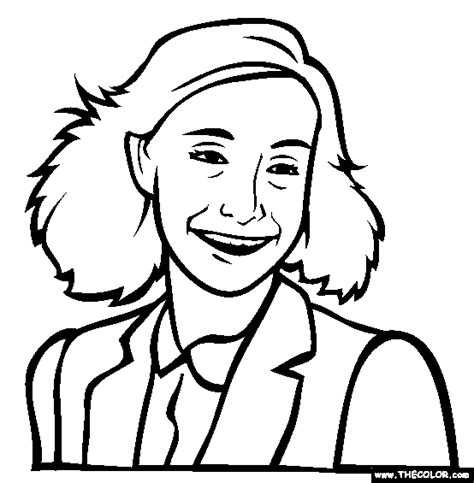 anne frank coloring page free anne frank online