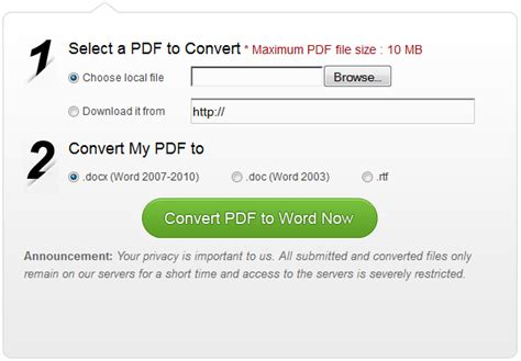 convert pdf to word online 100 free online pdf to word conterter from wondershare