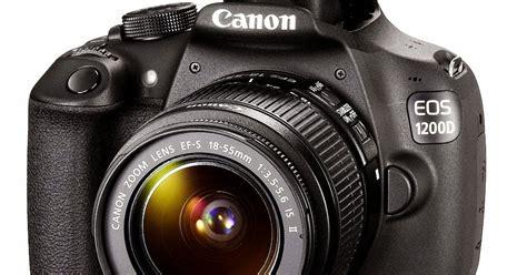 Kamera Dslr Canon Terbaru Untuk Pemula canon eos 1200d kamera dslr murah untuk fotografer pemula