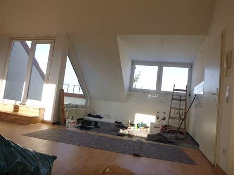 ein raum wohnung erfurt vermietet individuelle 4 raum dachgeschosswohnung mit