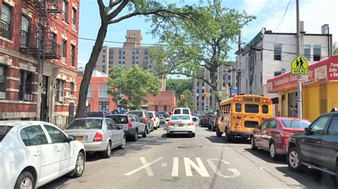 Https Find Mba Schools Usa New York by Driving Downtown 4k Bronx Italy New York City