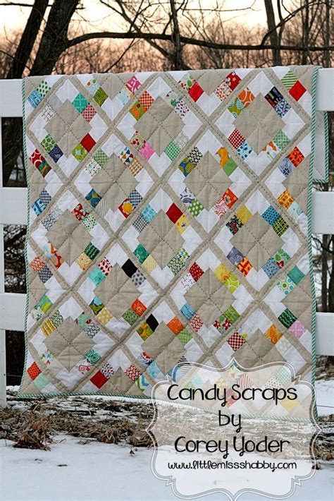 Moda Bake Shop Quilt Patterns by Scraps Quilt 171 Moda Bake Shop
