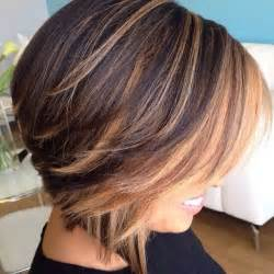 brown highlited bob haircuts 16 eye catching hairstyles with blond highlights pretty