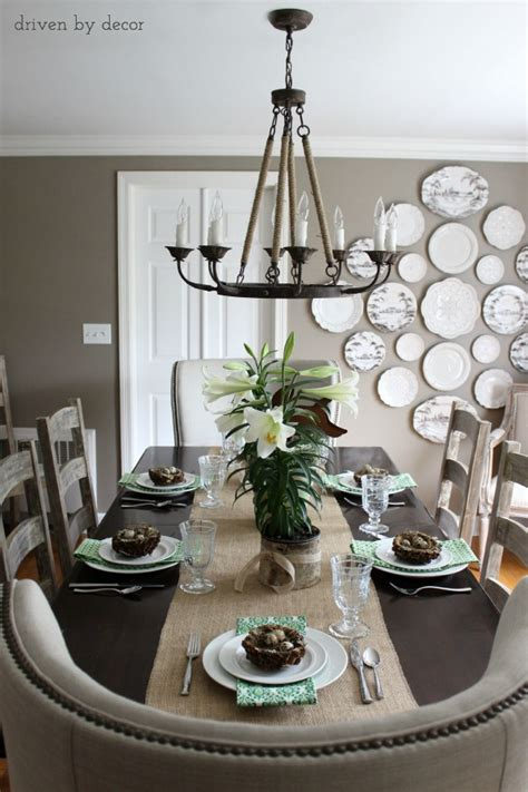 dining room plate sets house tour dining room driven by decor