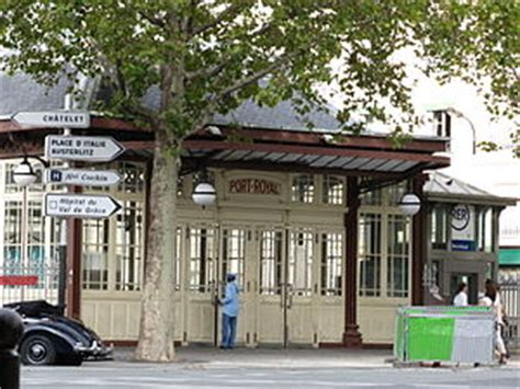 gare de port royal
