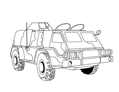 coloring pages of army trucks free printable army coloring pages for kids