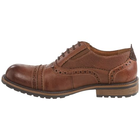 oxford shoes for steve madden spanner brogue oxford shoes for save 73