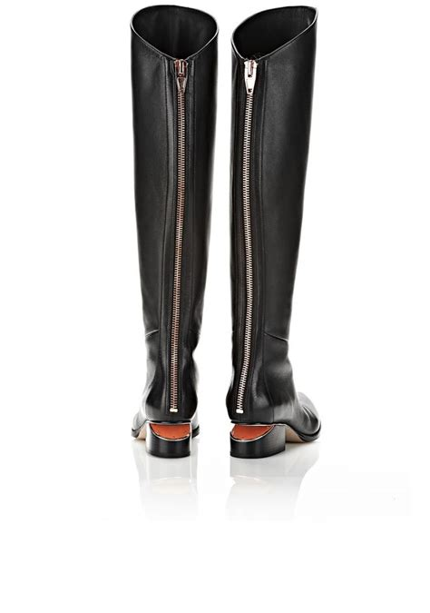 wang boots wang sigrid boot with gold boots official