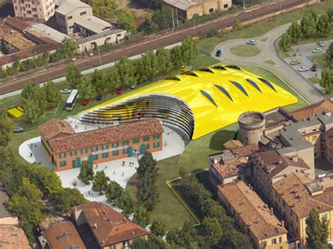 enzo ferrari museum   italy travel ideas