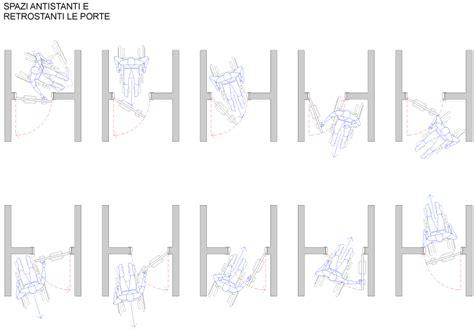 altezza maniglie porte porte e maniglie
